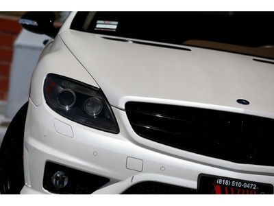 2008 Mercedes-Benz CL63 AMG Coupe