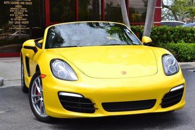 Delray Beach Buyers 2014 Porsche Boxster In Delray Beach