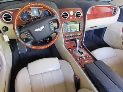2007 Bentley Continental GTC Convertible