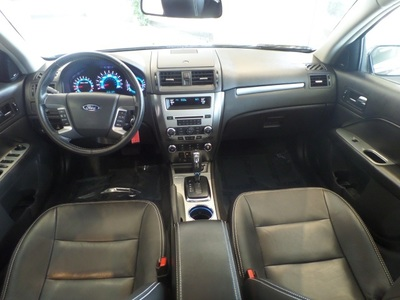 2012 Ford Fusion SEL,LEATHER.SUNROOF.BLUE TOOTH,LO Sedan