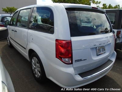 2013 Dodge Grand Caravan American Value Package Van