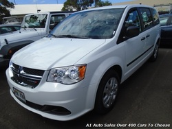 2013 Dodge Grand Caravan American Value Package