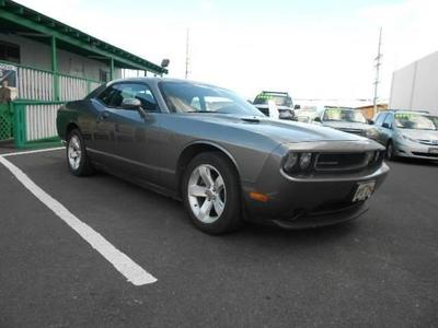2011 Dodge Challenger SE Coupe