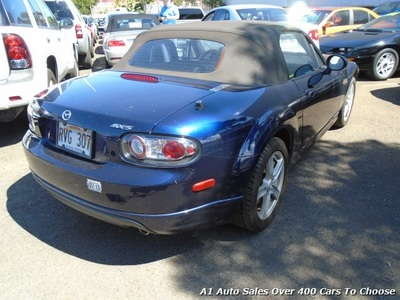 2007 Mazda MX-5 Miata Grand Touring Convertible
