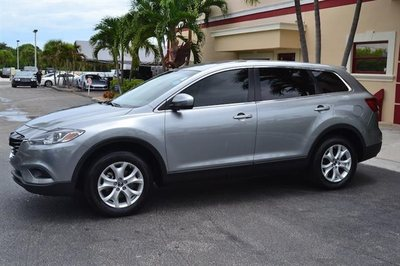 2013 Mazda CX-9 FWD 4dr Touring