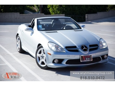 2005 Mercedes-Benz SLK350 Convertible