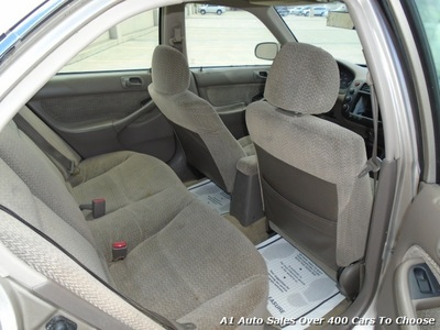 2000 Honda Civic EX Sedan