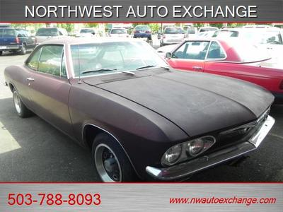 1966 Chevrolet Corvair Automatic Sedan
