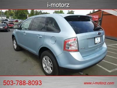 2008 Ford Edge SEL AWD LOADED-EASIEST FINANCING IN SUV