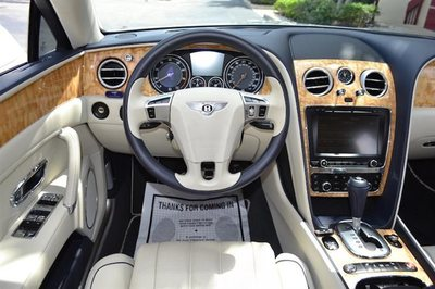 2014 Bentley Continental Flying Spur 4dr Sedan