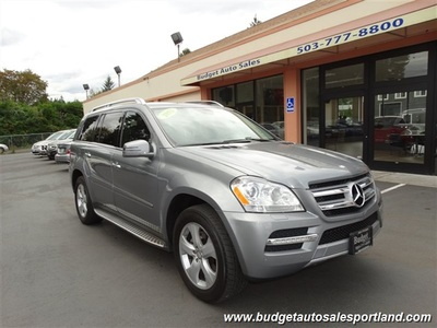 2012 Mercedes-Benz GL450 AWD NAVIGATION DUAL MOON ROOF SUV