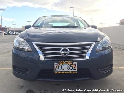 2014 Nissan Sentra Fe S >> Honolulu Buyers 2014 Nissan Sentra Fe S In Honolulu Search All