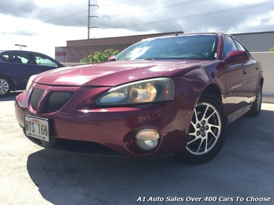 2005 Pontiac Grand Prix GTP Sedan