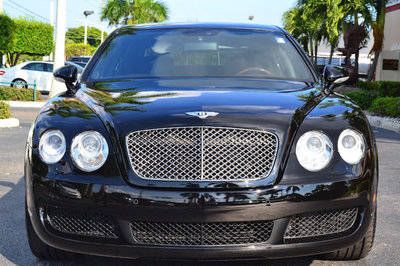2007 Bentley Continental Flying Spur 4dr Sedan
