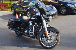 2014 Harley-Davidson Shrine Street Glide Motorcycle