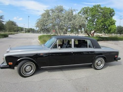 1974 Rolls-Royce Silver Shadow Base