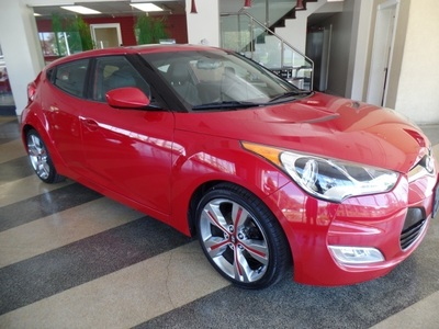 2013 Hyundai Veloster PANO,NAV,REAR CAMERA,LEATHER Coupe