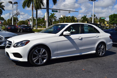 2014 Mercedes-Benz E-Class 4dr Sedan E350 RWD