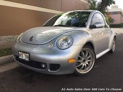 2004 Volkswagen Beetle Turbo S