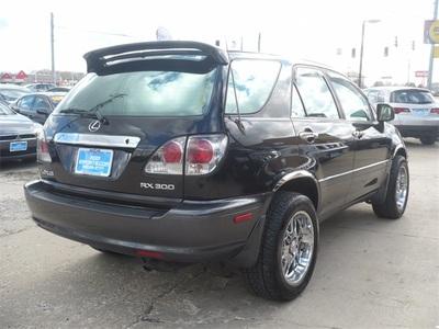 2002 lexus rx 300 awd