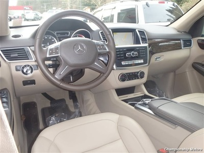 2012 Mercedes-Benz ML350 BlueTEC SUV