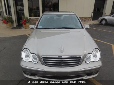 DOWNERS GROVE Buyers! 2005 Mercedes-Benz C230 Kompressor in