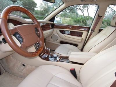 2009 Bentley Arnage R Sedan