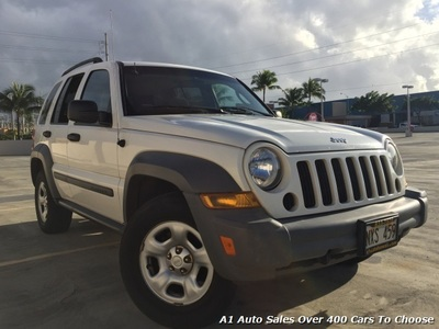 2005 Jeep Liberty Sport SUV