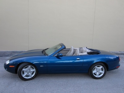 1997 Jaguar XK8 Convertible