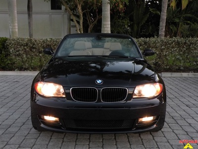 2009 BMW 128i Convertible Ft Myers FL Convertible