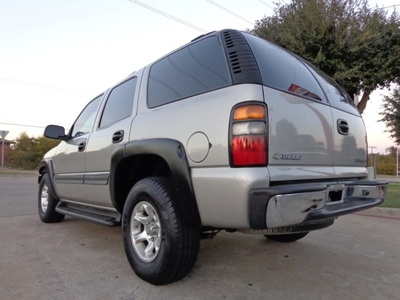 Garland Buyers 2004 Chevrolet Tahoe Ls In Garland Search All Used 2004 Chevrolet Tahoe Ls Suv For Sale In Garland