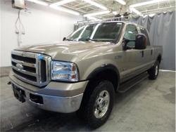 2005 Ford F-250 Lariat Super Duty Crew Cab