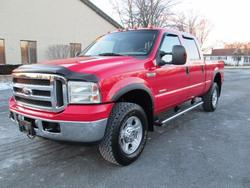 2005 Ford F-350 Lariat Super Duty Crew Cab