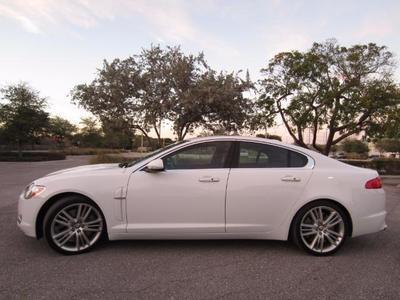 2011 Jaguar XF Supercharged Sedan ...