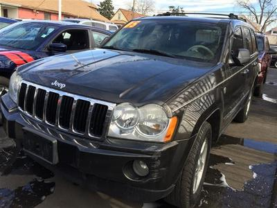 2005 Jeep Grand Cherokee Limited 4dr Limited SUV