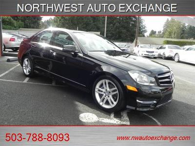 2014 Mercedes-Benz C250 Sport 20KmilesEZLOW%FINANCING! Sedan