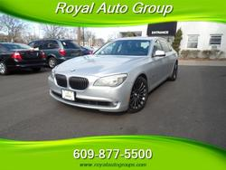 2009 BMW 7 Series 750Li Luxury