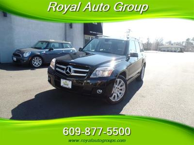 2011 Mercedes-Benz GLK GLK350 AWD, PANORAMA ROOF, SILVER CE SUV