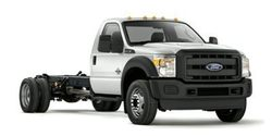 2016 Ford F-550 XL Chassis Cab