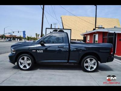 2014 RAM Ram Pickup 1500 R/T 4x2  Regular Cab 6.3
