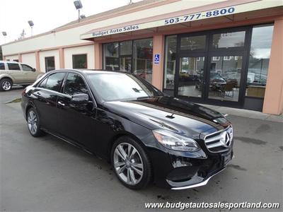 2014 Mercedes-Benz E350 Sport ONE OWNER Sedan