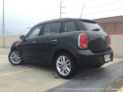 2013 MINI Countryman Cooper Wagon