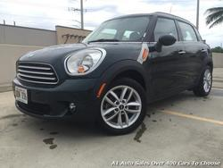 2013 MINI Countryman Cooper