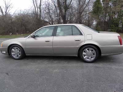 Roselle Buyers 2001 Cadillac Deville Deville Dts In Roselle