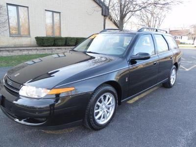 2002 Saturn LW200 Wagon