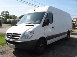2011 Mercedes-Benz Sprinter 2500 Cargo 170 WB