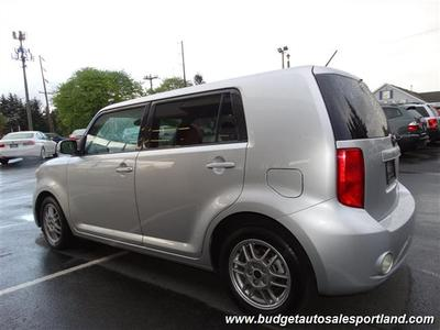 2008 Scion xB Wagon