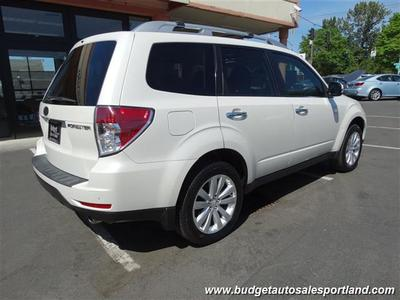 2011 Subaru Forester 2.5X Touring AWD ONE OWNER Wagon