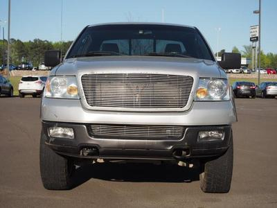 2005 Ford F-150 XLT 4dr SuperCab FX4 Truck