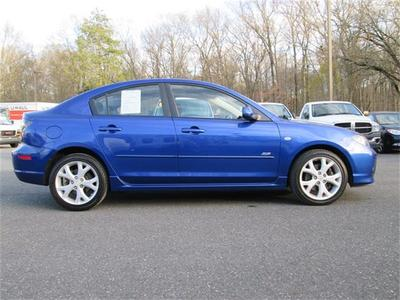 East Windsor Buyers 2007 Mazda Mazda3 S Grand Touring In